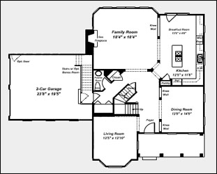 Floorplans and Renderings